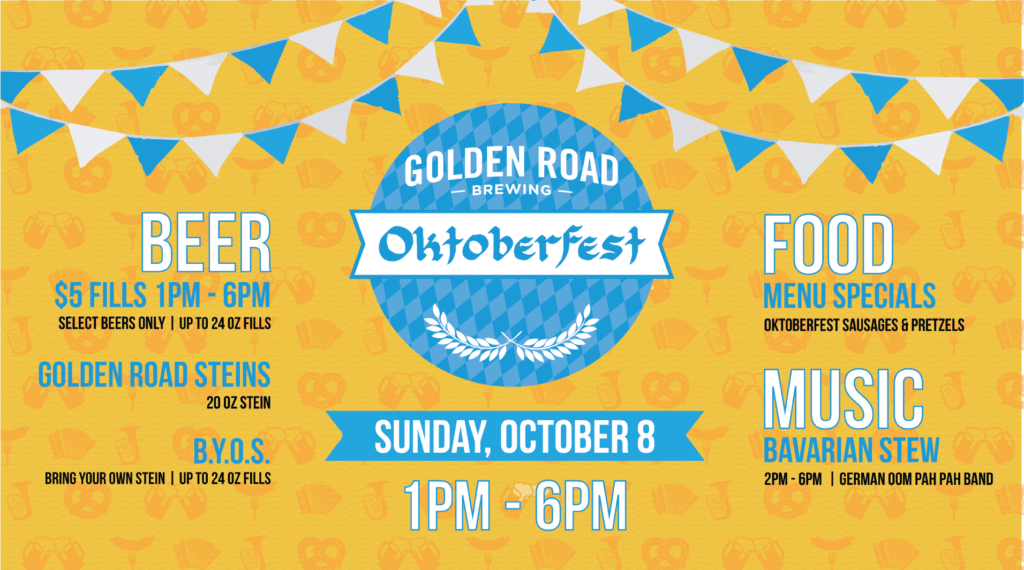The Pub At Golden Road OKTOBERFEST 2017 @ The Pub at Golden Road | Los Angeles | California | United States